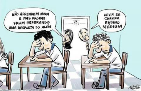 Ensino Médium
