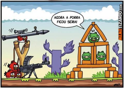 Angry Birds no Brasil