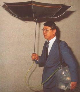 Invenção japa para evitar disperdício de água