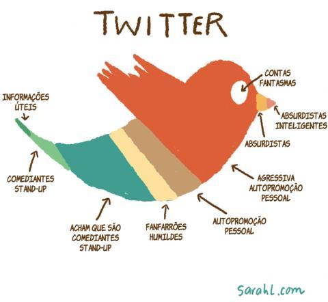 Quem são os usuários do Twitter?